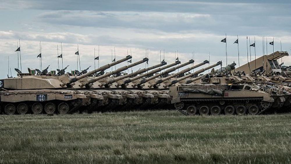 UK military puts earnings before ethics