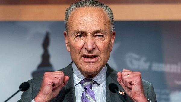 Schumer: Senate to Receive Trump's Impeachment Article on Monday