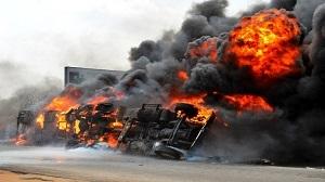 Nigeria tanker explosion kills four