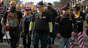 Canada parl. asks govt. to designate armed US militia group as terrorist entity