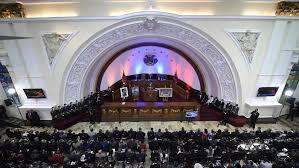 Venezuela parl. urges expulsion of EU envoy over new sanctions