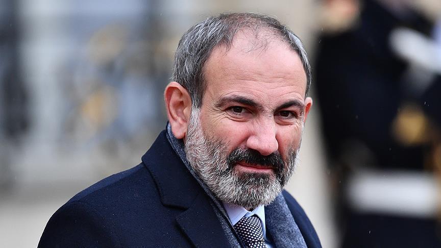 Armenia's PM sacks Chief of General Staff