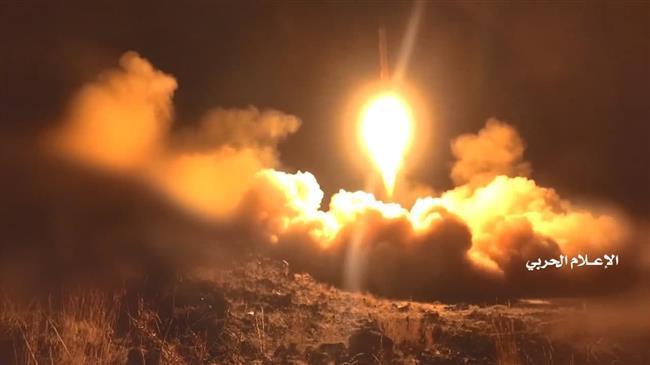 Yemeni ballistic missiles haunt Saudi Arabia, senior Ansarullah official says