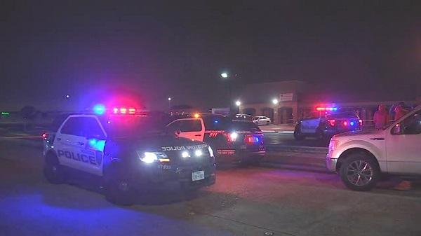 Houston Police Says Three People Killed in