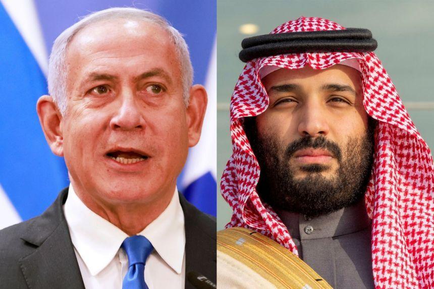 Jordan blocking Benjamin Netanyahu's flight to the UAE