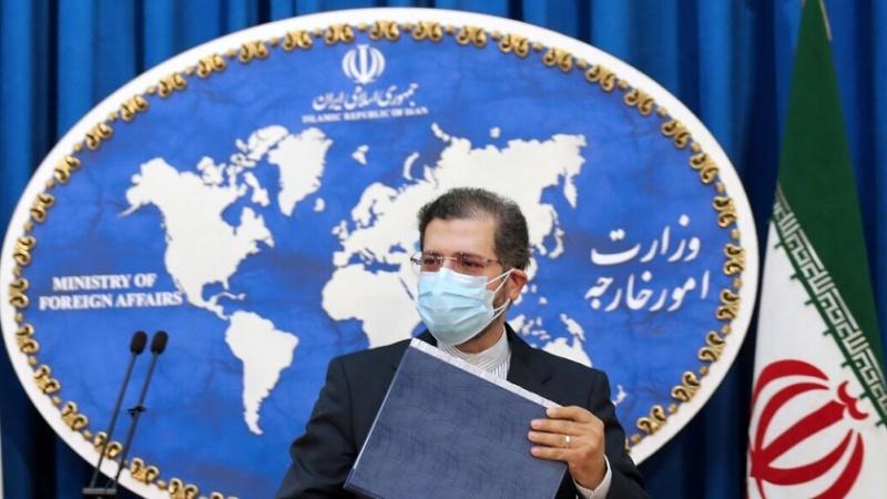 Iranian FM Spox: Zarif's letter to Borrell contains no initiatives