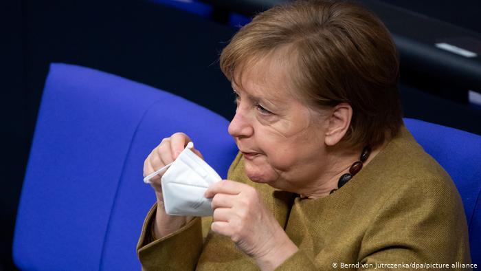 German president blasts 'shameful' MPs over face mask scandal