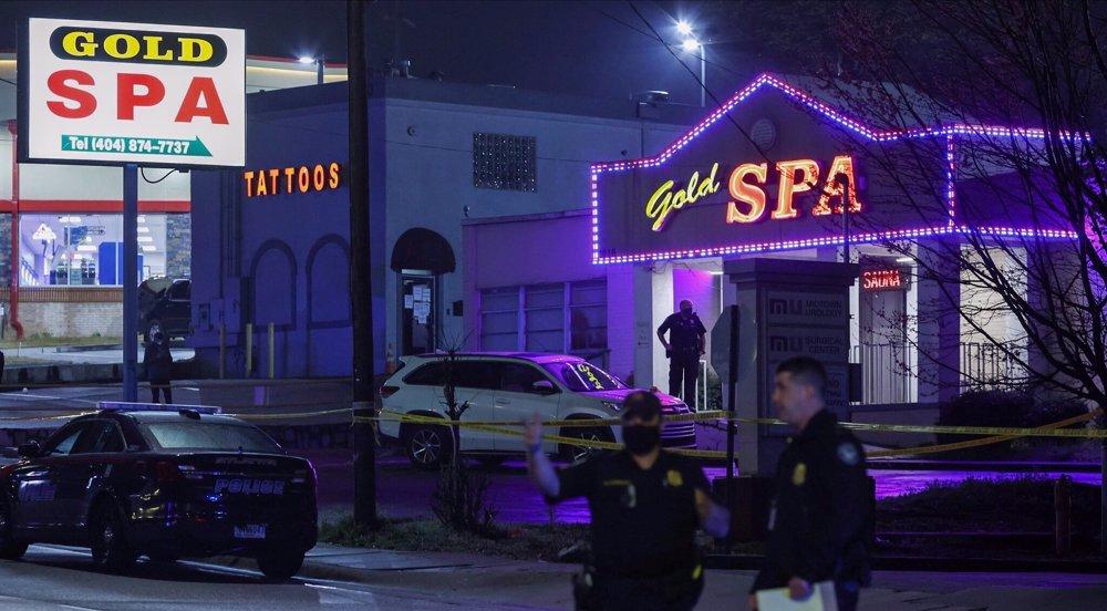 8 dead in Atlanta-area shootings; suspect arrested