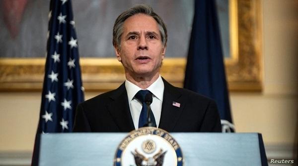 Blinken: U.S. weighs pressure, diplomatic options on North Korea