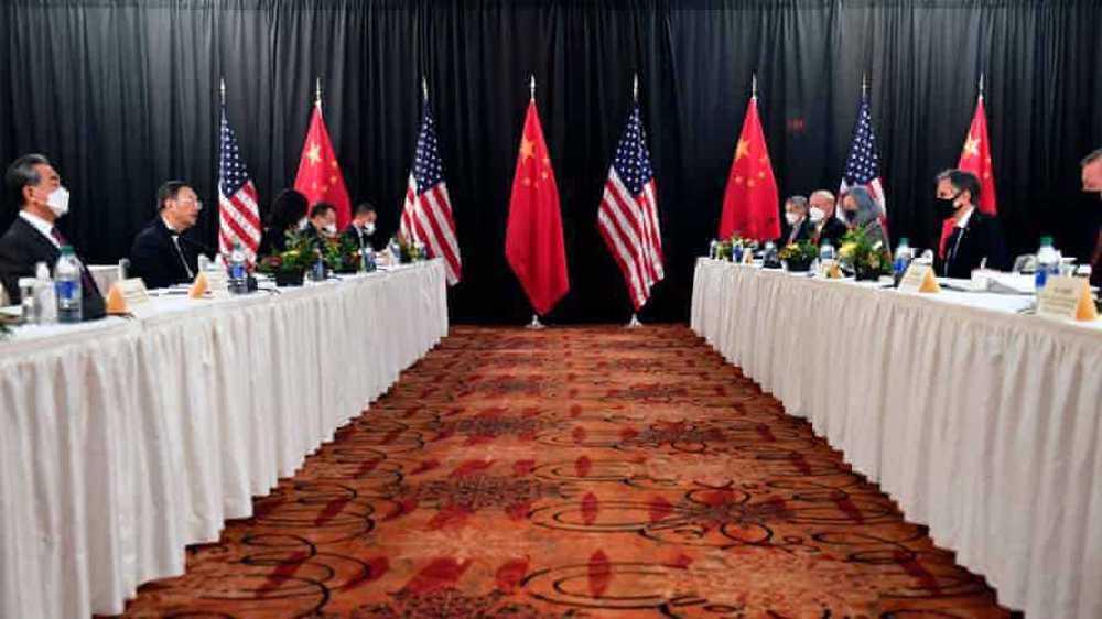 Top US, China diplomats clash at first summit of Biden presidency