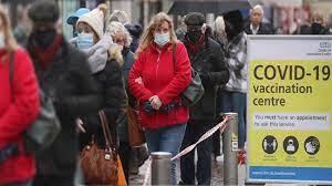 UK, EU quarrel over vaccine exports