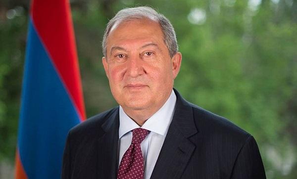 Armenian President congratulates Iranian leaders on Nowruz