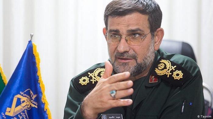 IRGC Cmdr: Defending of Persian Gulf islands is upon IRGC