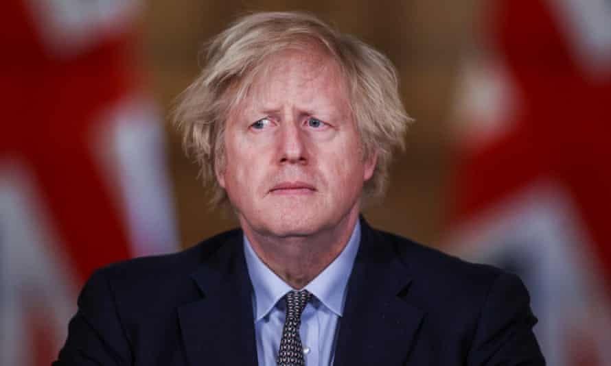 Boris Johnson hits back at EU plans for vaccine 'blockade'