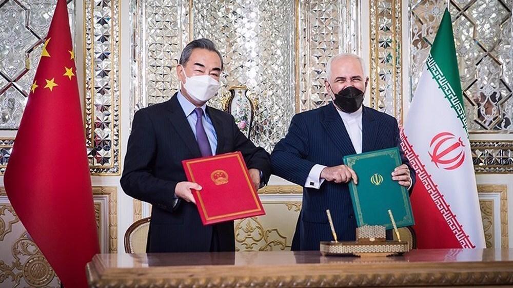 Landmark Iran-China deal boosts anti-US stance, regional security: Analyst