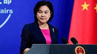 US seeks to drive wedge between China, Muslims: Spokeswoman