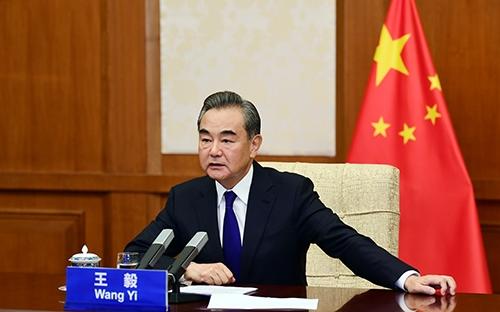 China calls on Biden to reverse Trump's 'dangerous practice' on Taiwan