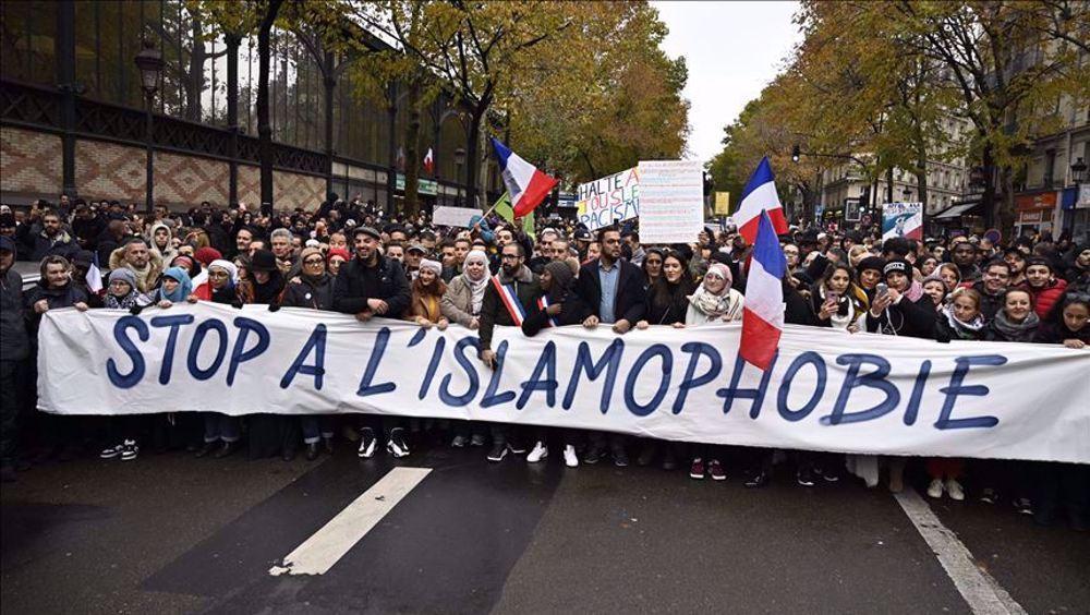 France's latest anti-Islam bill draws fierce condemnation on social media