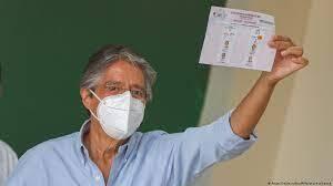Conservative ex-banker Lasso wins Ecuador's presidential runoff