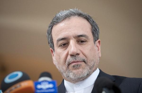 Araghchi: Iran starts 60% Uranium enrichment