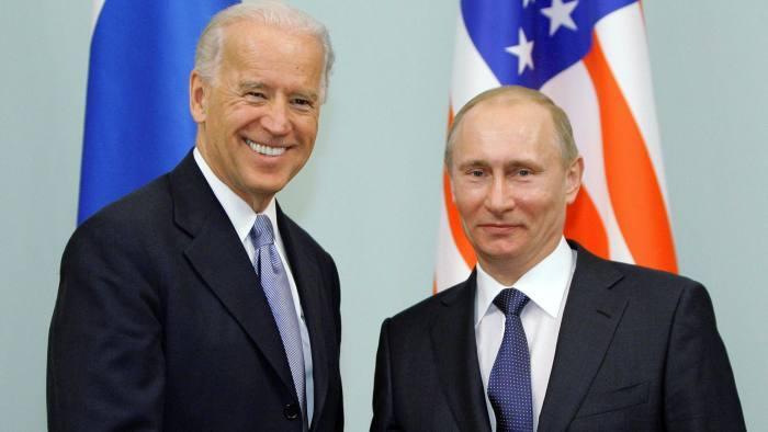 Biden emphasizes 'unwavering commitment' to Ukraine with Putin