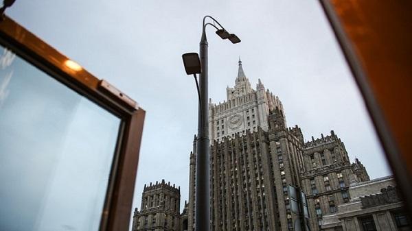 Russian Foreign Ministry Summons Czech Ambassador