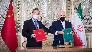 US scrambling to grasp, cope with Iran-China deal