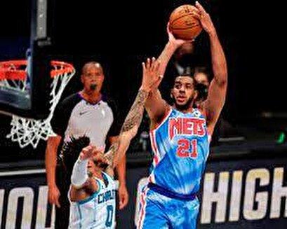 NBA: Brooklyn Nets 111-89 Charlotte Hornets