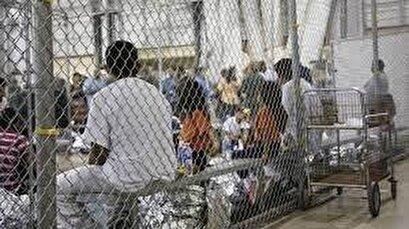 New president, same kids, same cages