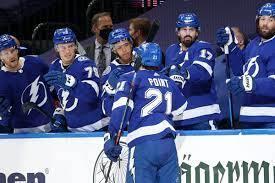 NHL: Tampa Bay Lightning 3-2 Columbus Blue Jackets