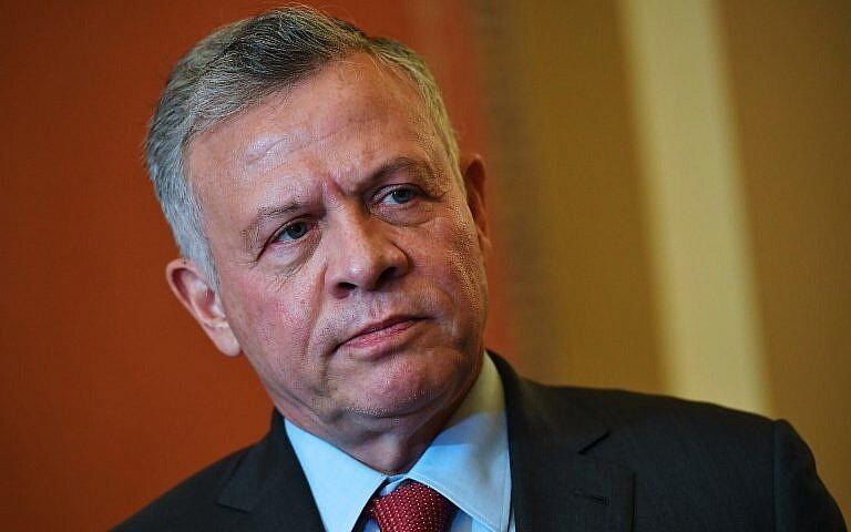 Jordan arrests member of royal family on 'security grounds'