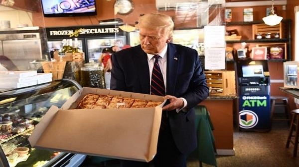 Trump accidentally sanctioned an Italian restaurant on a blacklist during final days