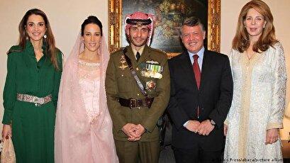 Jordan's Prince Hamzah pledges allegiance to King Abdullah II