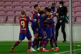 Spanish La Liga: Barcelona 1-0 Valladolid