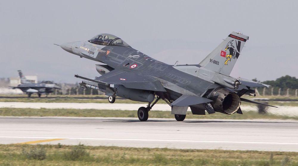 Turkish warplanes launch new air raids on Iraqi Kurdistan