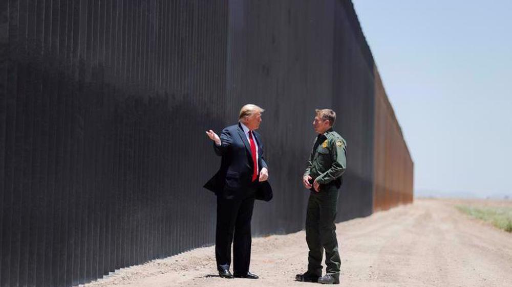 Construction of Trump's border wall may continue under Biden