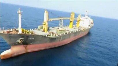 Iranian merchant vessel Saviz struck by blast in Red Sea, suffers minor damage: Official