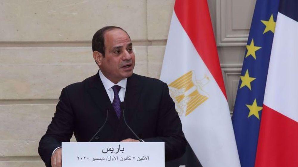 Egypt's Sisi threatens Ethiopia with war over Nile dam