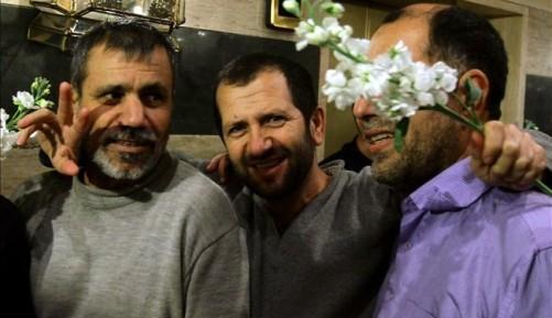 تصاویر آزادی  گروگان   های   ایرانی  در سوریه