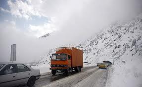 از اعمال محدودیت های ترافیکی از ۶ صبح تا بسته شدن مسیر رودهن به آمل