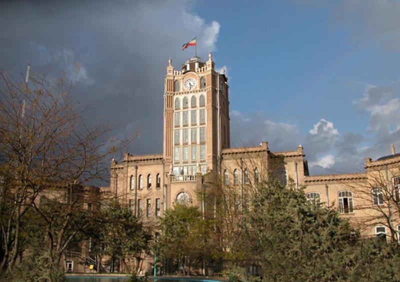 برج لشهرداری تبریز