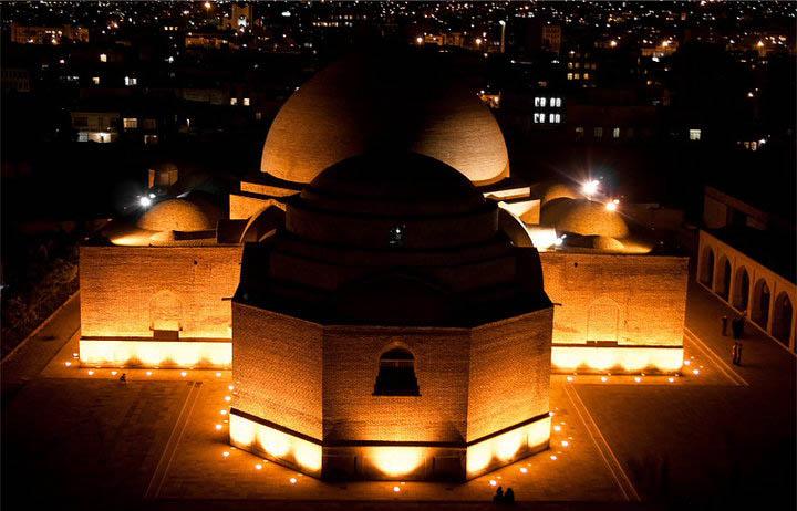 مسجد کبرود