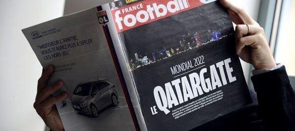 گزارش مستند فرانس فوتبال از خرید میزبانی جام جهانی / قطرگیت و جام جهانی ۲۰۲۲