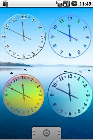 Air Clock Collection نام اپلیکیشنی است که 25 ساعت ...