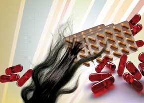 ریزش مو کمبود کدام ویتامین است