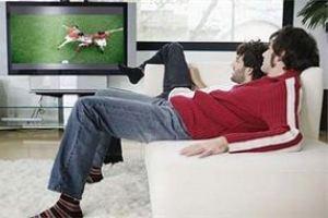 تاثیر تماشای بیش از حد تلویزیون برروی باروری مردان!!