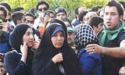 چرا فائزه هاشمی به انفرادی رفت!؟