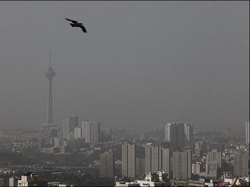 تصویر  دانلود پروژه بررسی آلودگی هوا