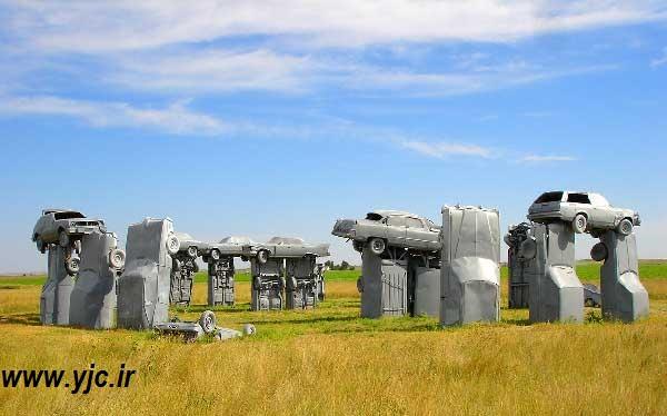 750803 425 - متفاوت ترین مجسمه های دنیا +عکس