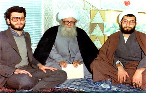 عکس برادران لاریجانی